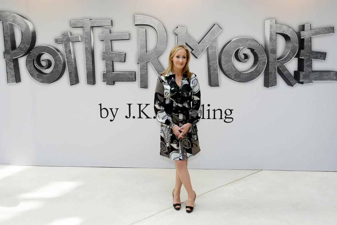 Pottermore - webový projekt J. K. Rowlingové