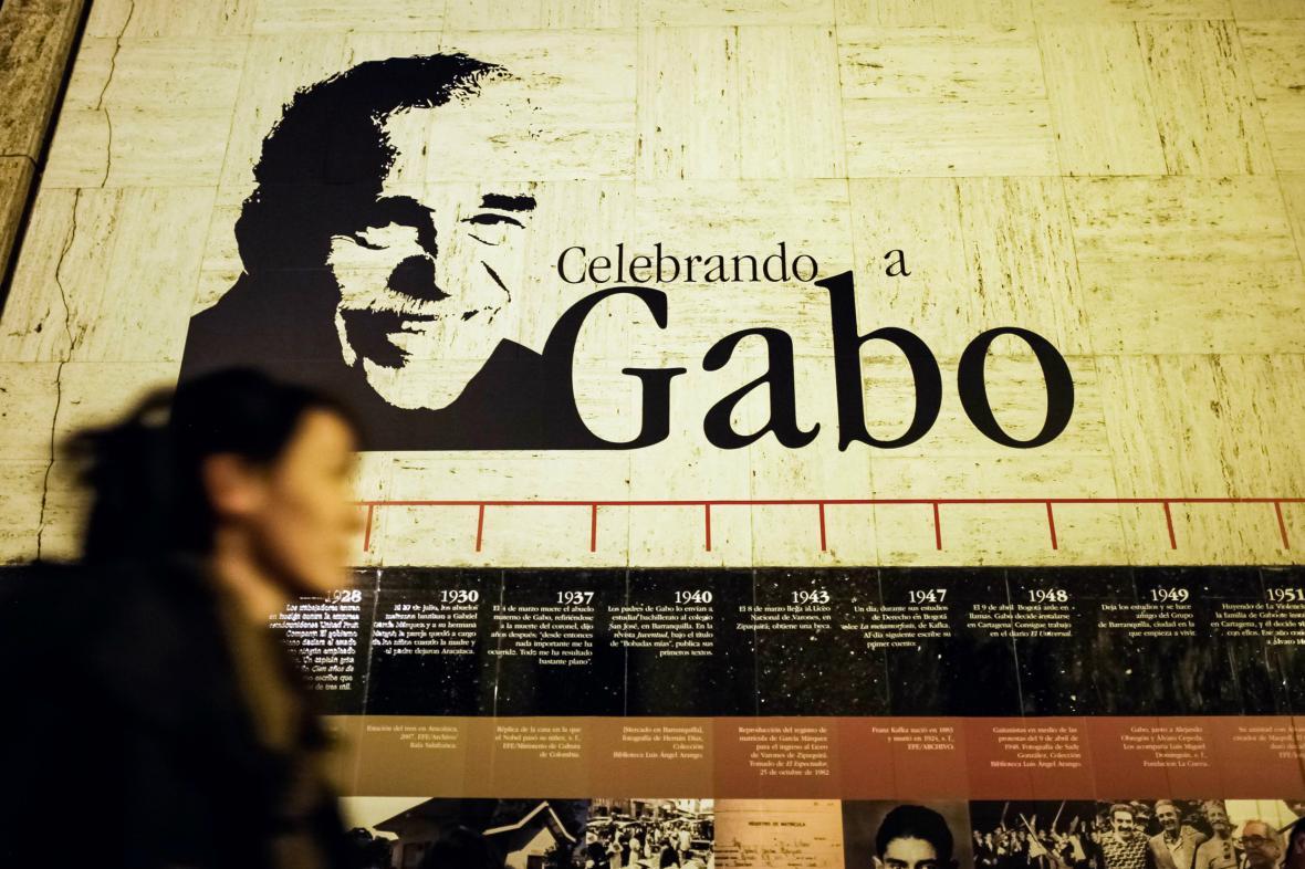 Odešel Gabriel García Márquez