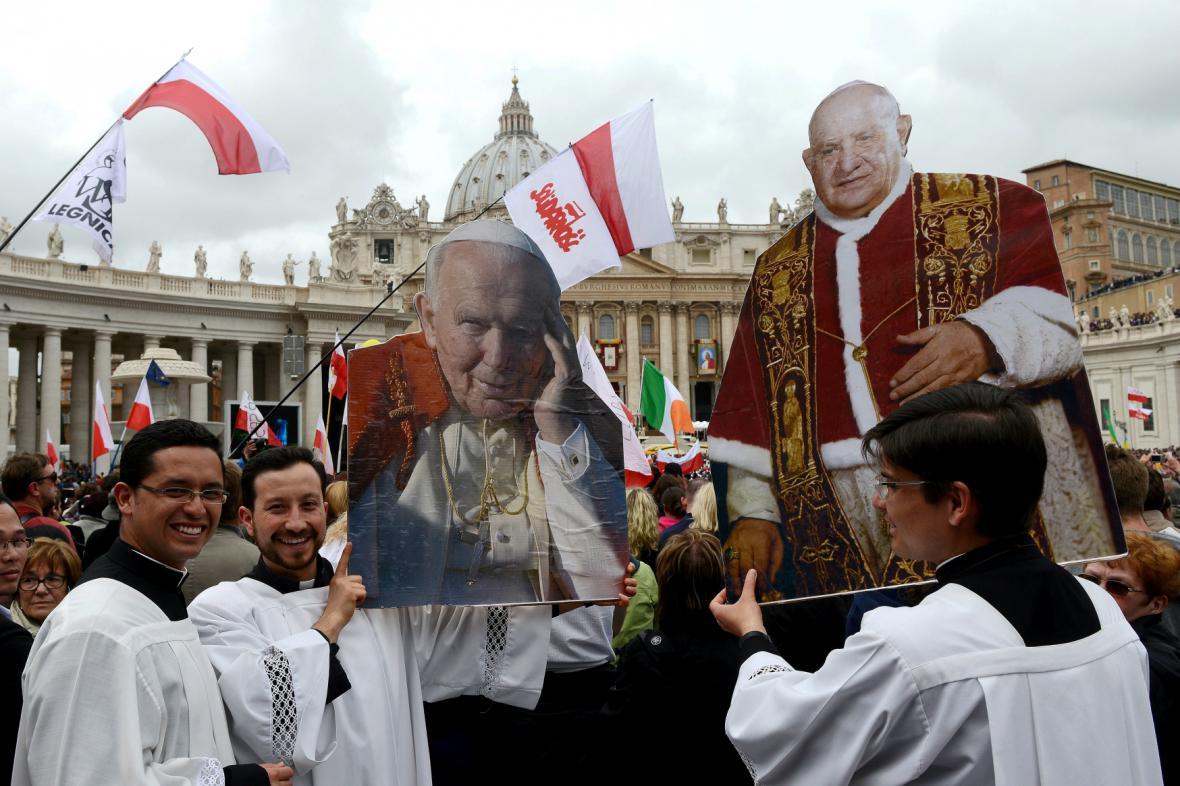 Svatý Jan Pavel II.