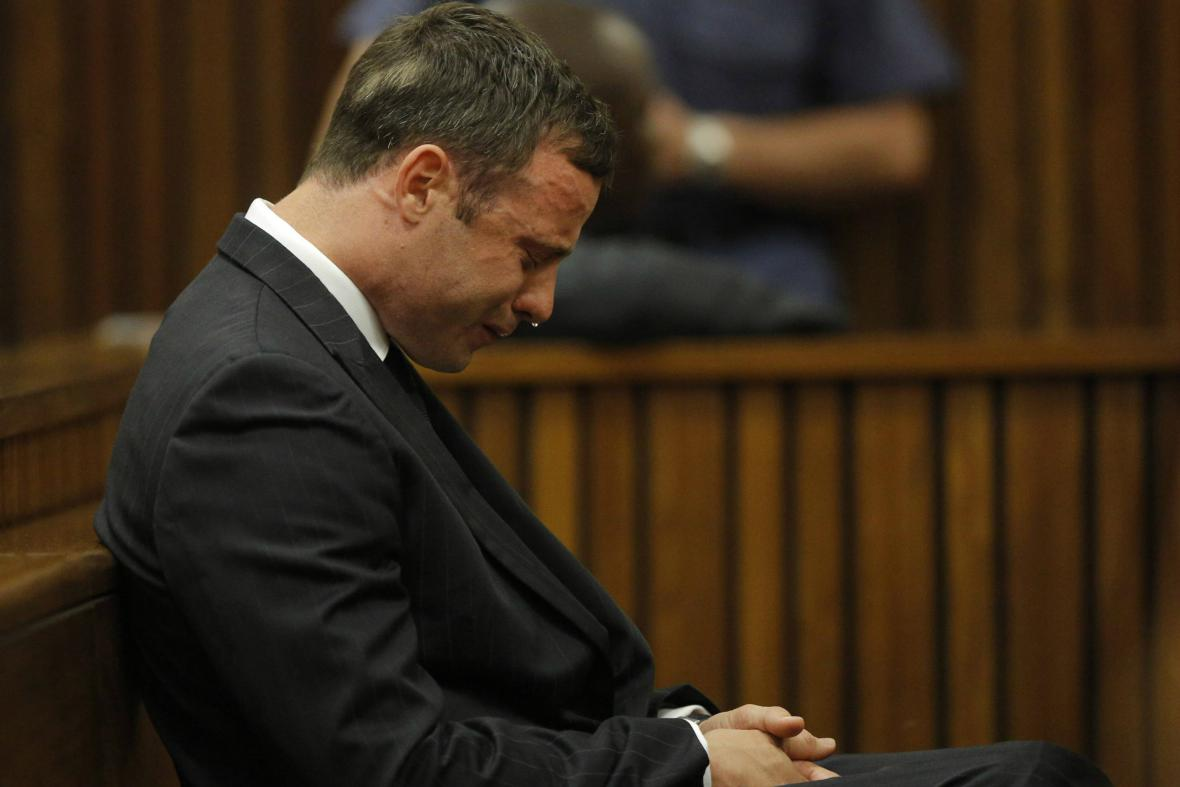 Trest pro Pistoriuse