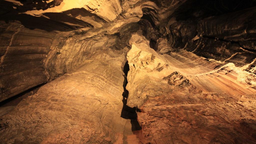 Jeskynní systém