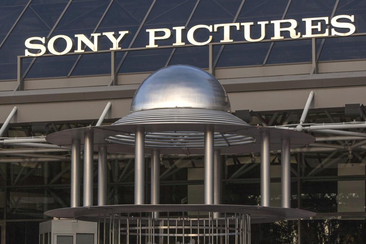 Útok na Sony