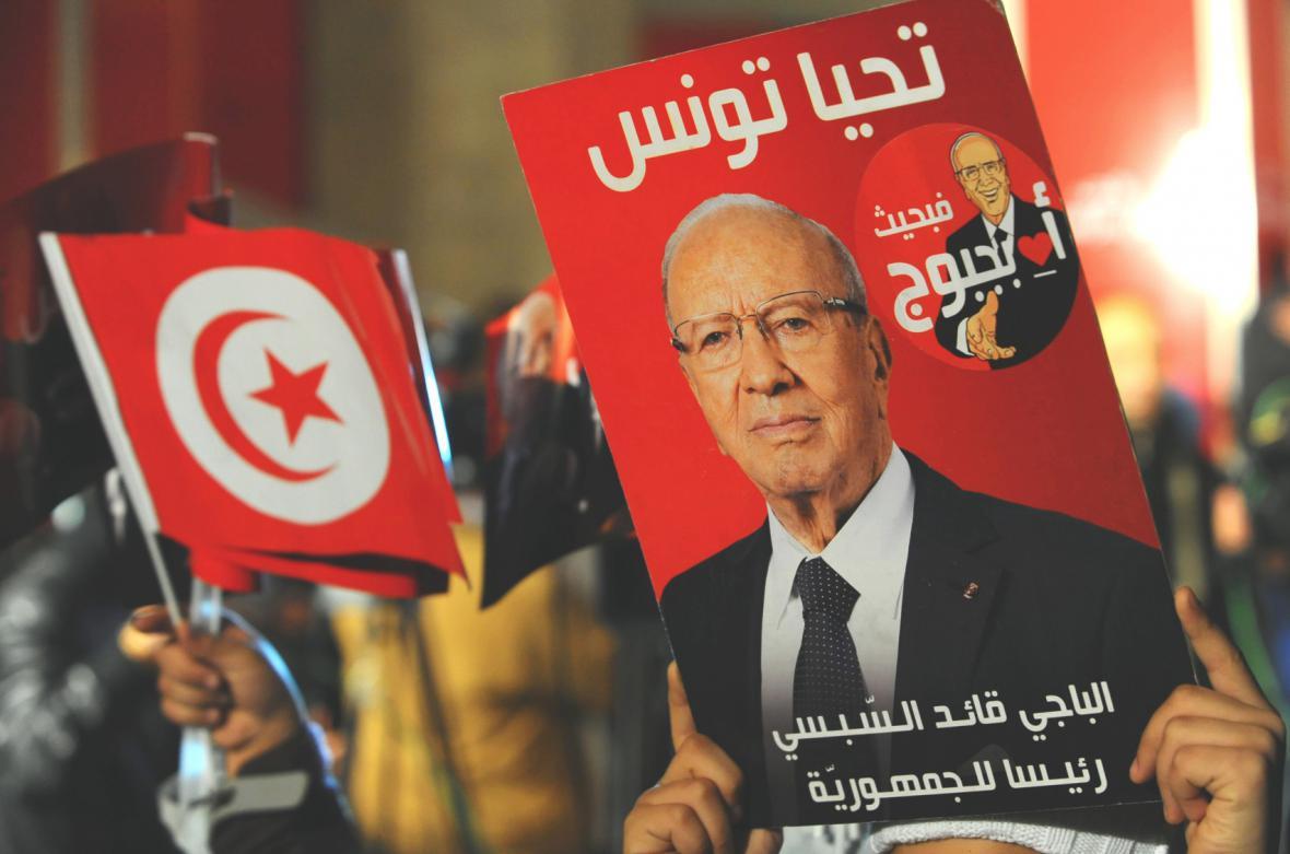 Prezidentské volby v Tunisku
