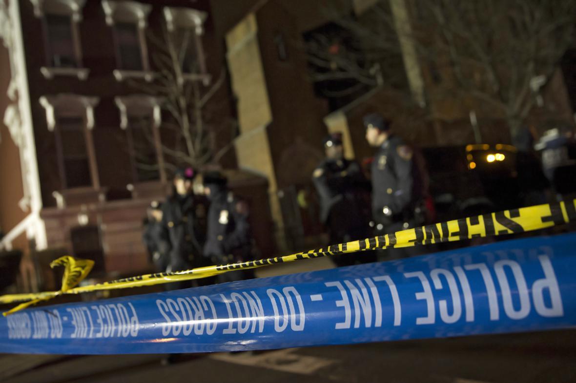 V New Yorku zavraždili dva policisty