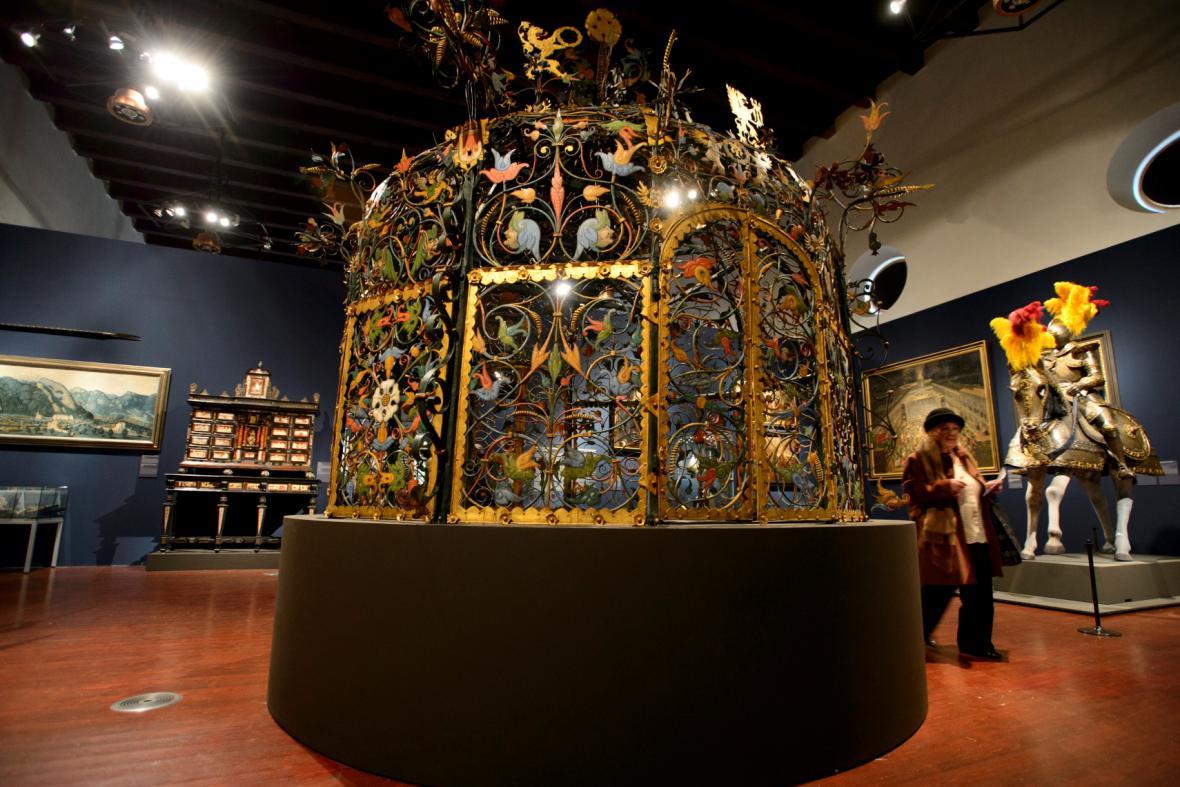 Výstava Hrady a zámky
