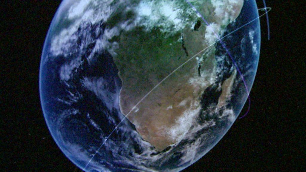 Projekce v planetáriu