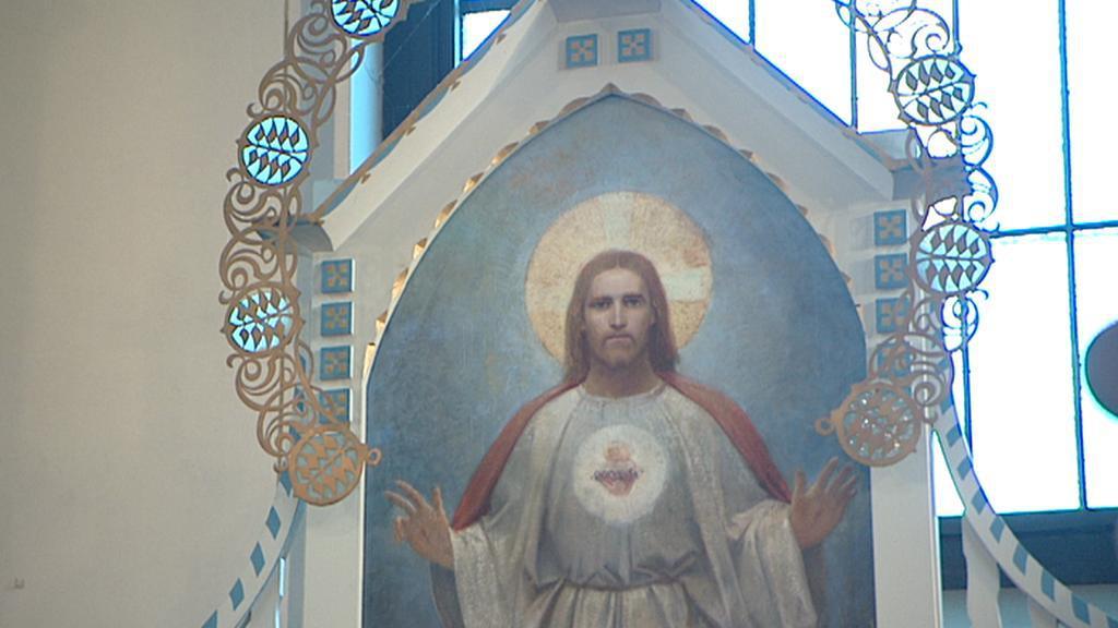 Z kostela sv. Vojtěcha