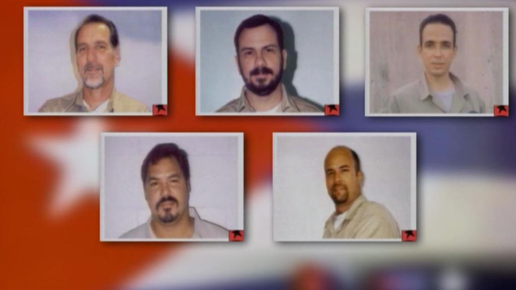 Kubánští špioni