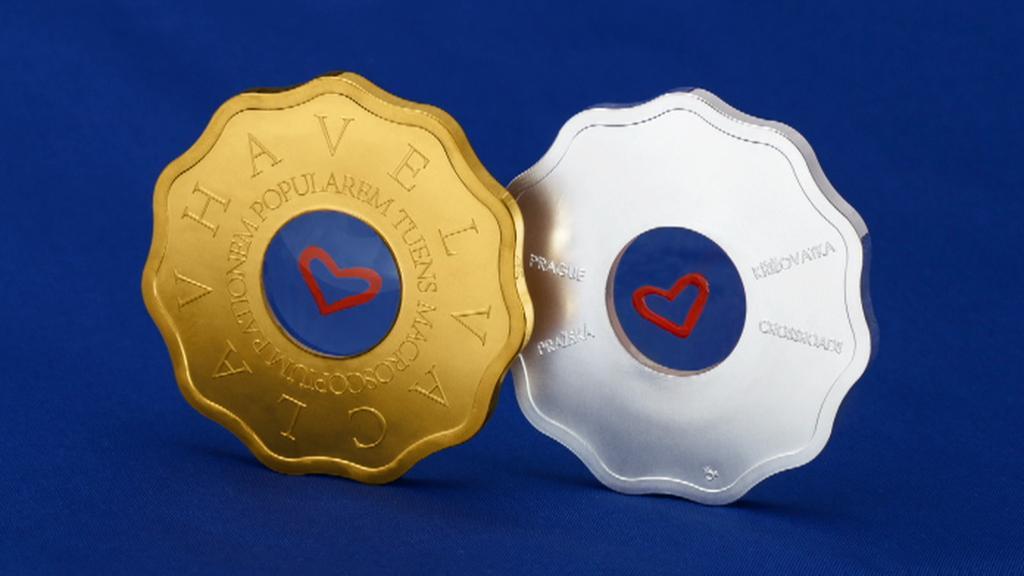 Pamětní medaile od Bořka Šípka
