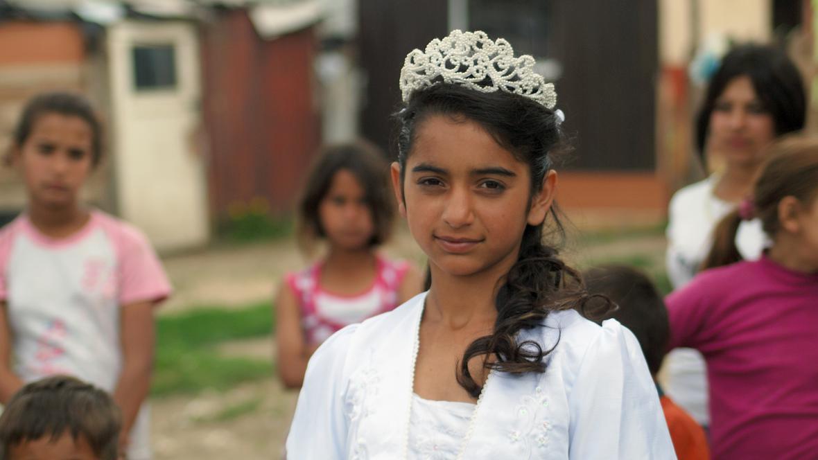 Moje romské děti