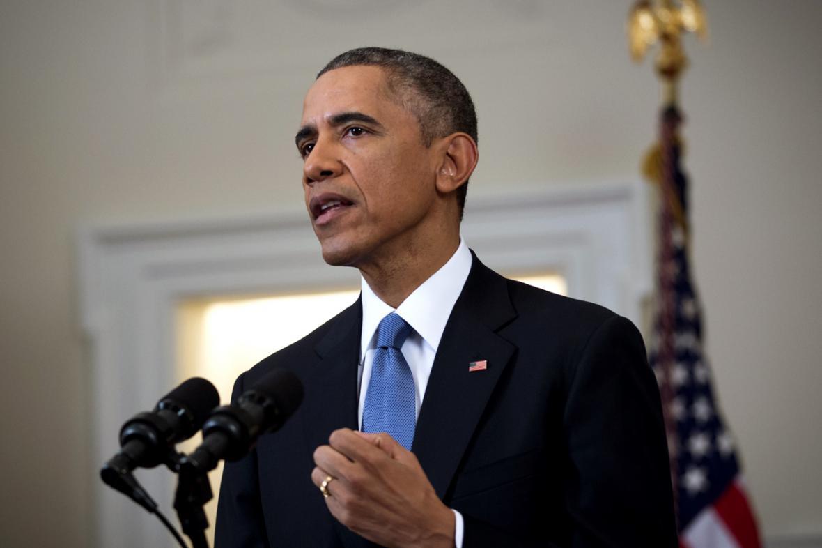 Barack Obama v televizním projevu oznámil normalizaci vztahů s Kubou