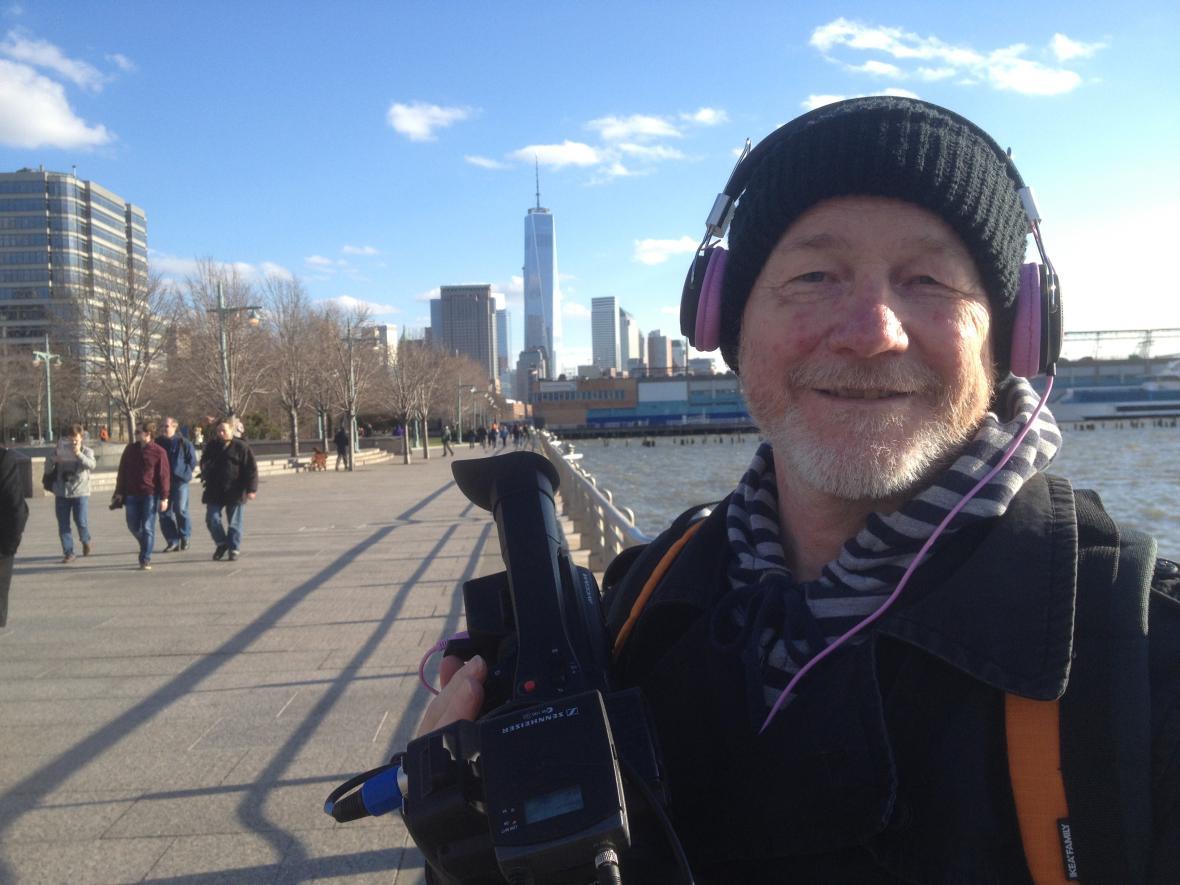 5. dubna jsem už týden chodil po New Yorku a točil