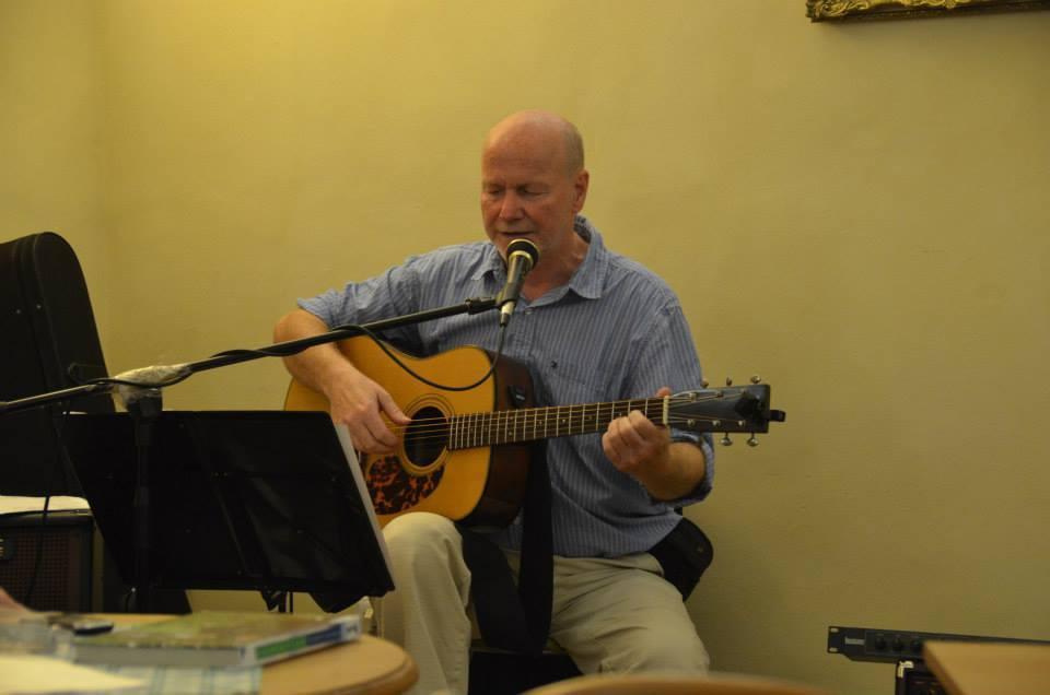 21. září jsem vystoupil v pořadu Časování v kavárně Čas na Malé Straně