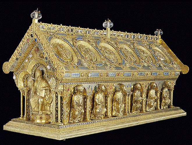 Relikviář sv. Maura