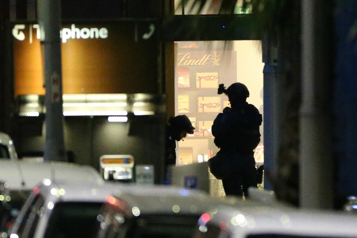 Policie prověřuje místo činu