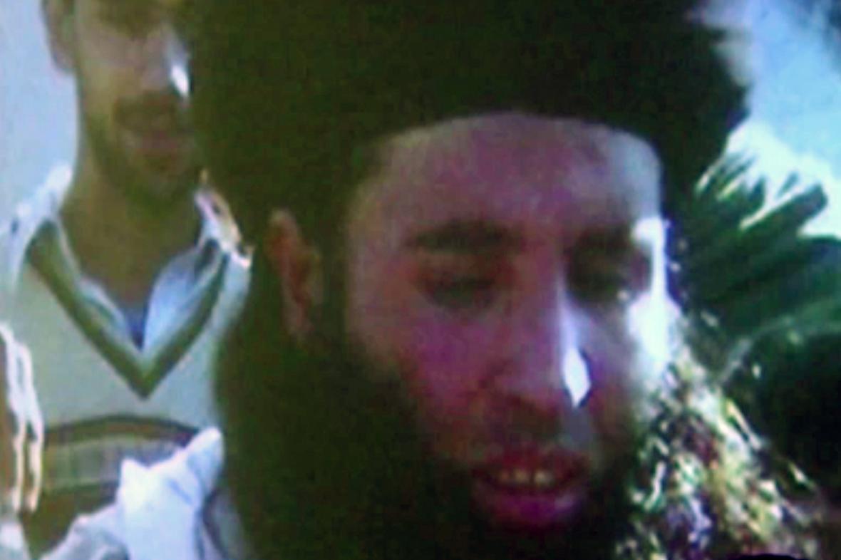 Mauláná Fazlulláh, šéf pákistánské odnože Talibanu