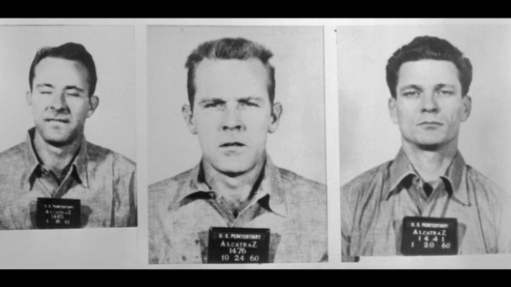 Uprchlí vězni z Alcatrazu