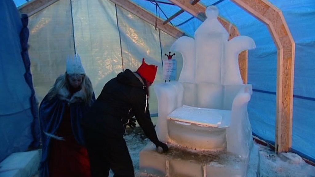 Sympozium Sněhové království