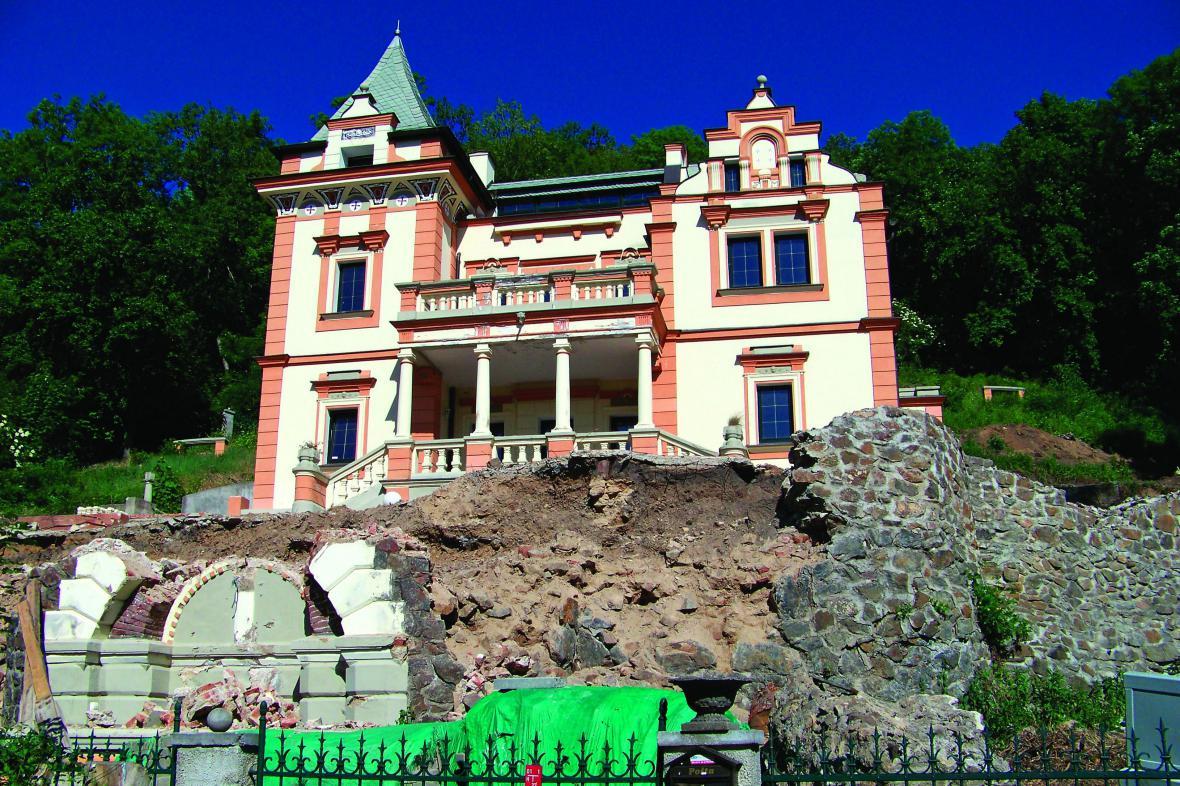 Štěrbova vila