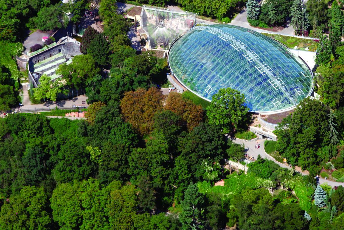 Pavilon Indonéská džungle v Zoo Praha