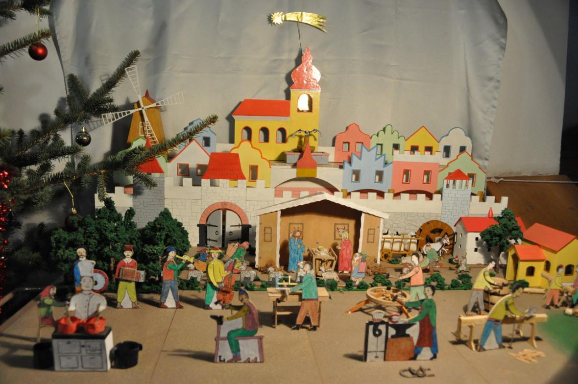 Staročeské Vánoce v lounském muzeu