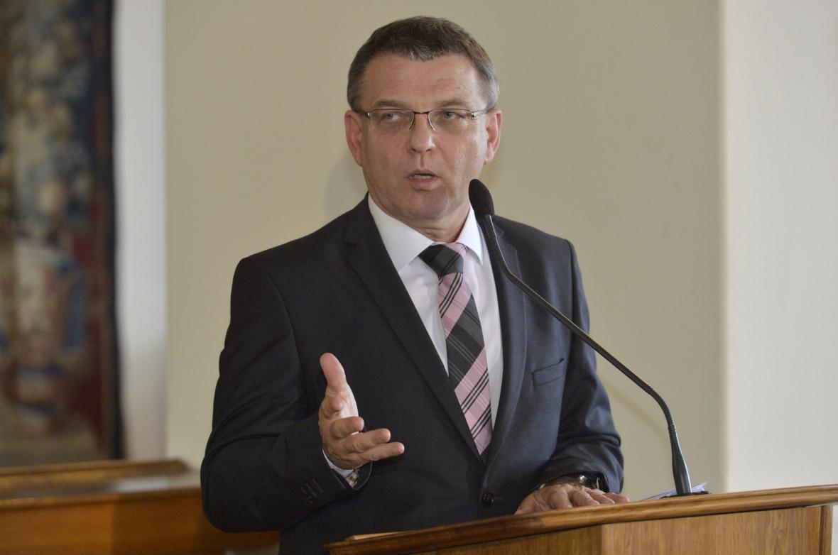 Lubomír Zaorálek (ČSSD)