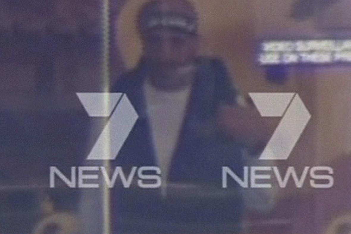 Snímek pravděpodobného útočníka v Sydney