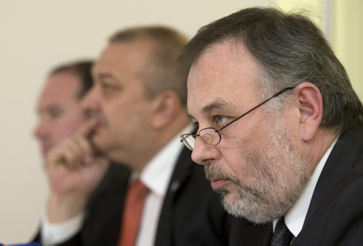 Ředitel Generální inspekce bezpečnostních sborů Ivan Bílek