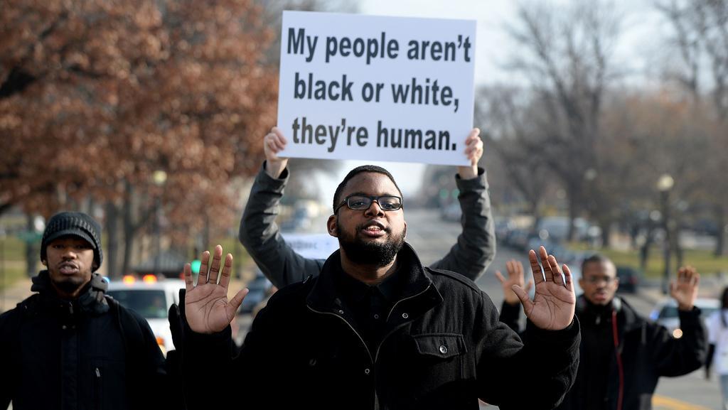 """""""Národní pochod"""" vyzývá Kongres ke spravedlivějším zákonům"""