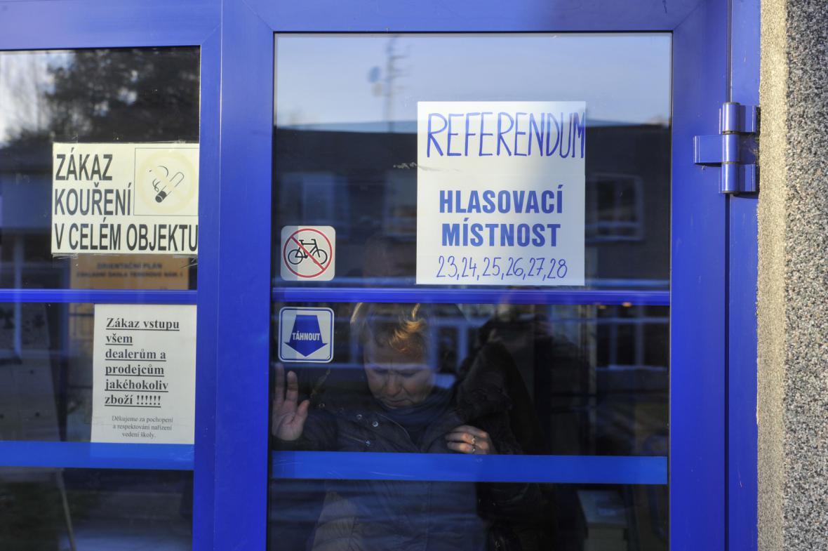 Místní referendum o zákazu hazardu v Olomouci