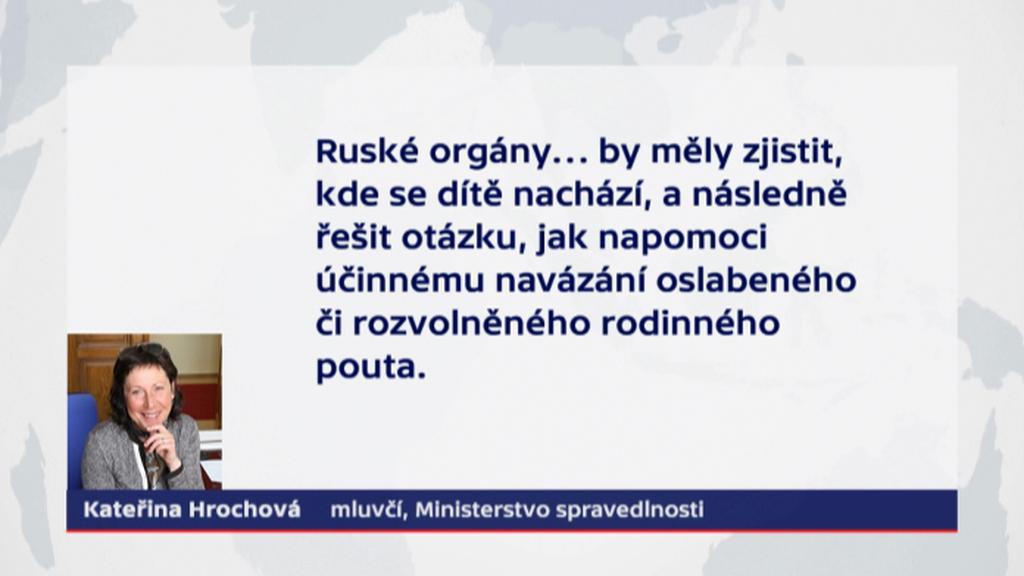 Vyjádření Ministerstva spravedlnosti ČR