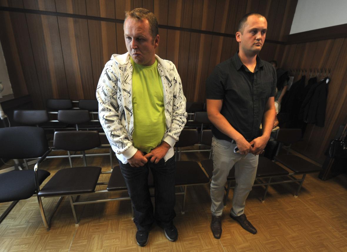 Obžalovaní překupníci v kauze Metyl