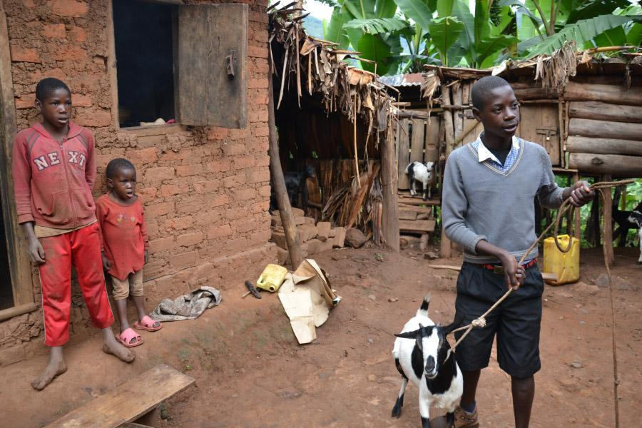 Uganda očima Terezy Hronové