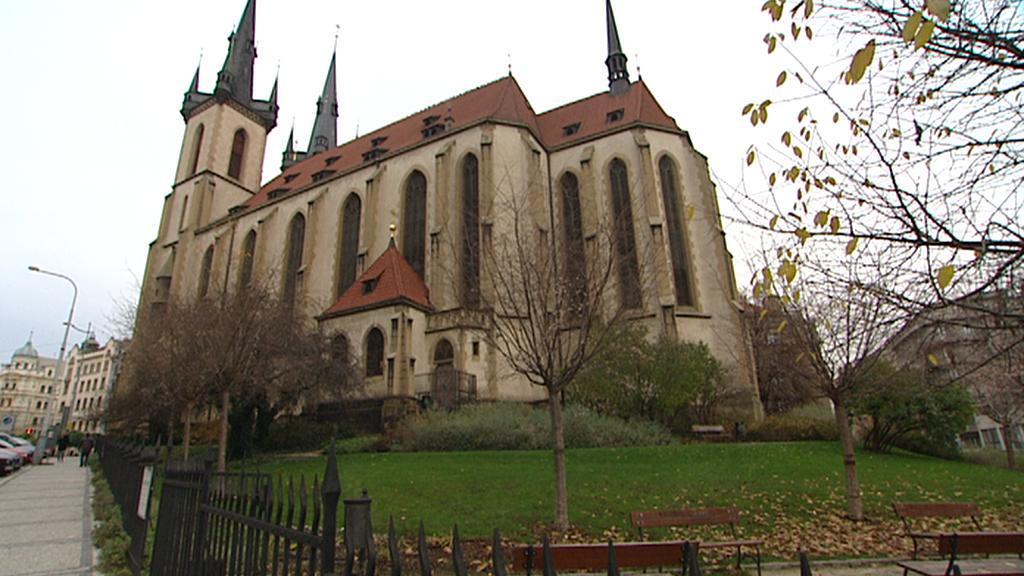 Kostel sv. Antonína