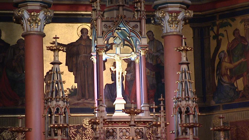Z kostela sv. Antonína