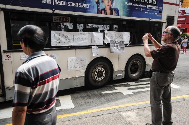 Peking smí zasahovat pouze do obrany a mezinárodní politiky
