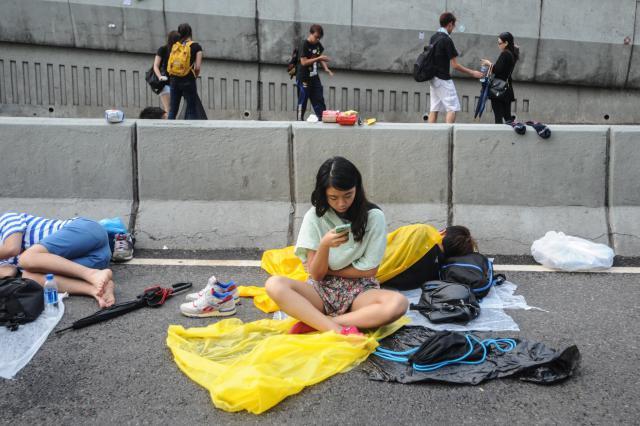 Hongkong je součástí Čínské lidové republiky od roku 1997