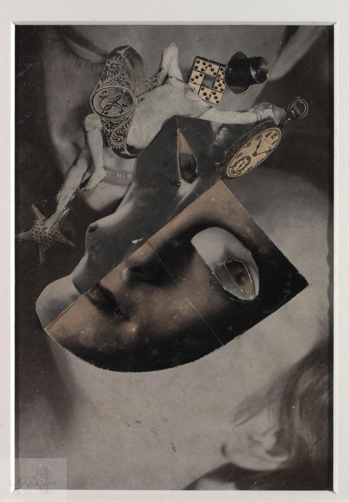 Koláž Karla Teigeho (1935)