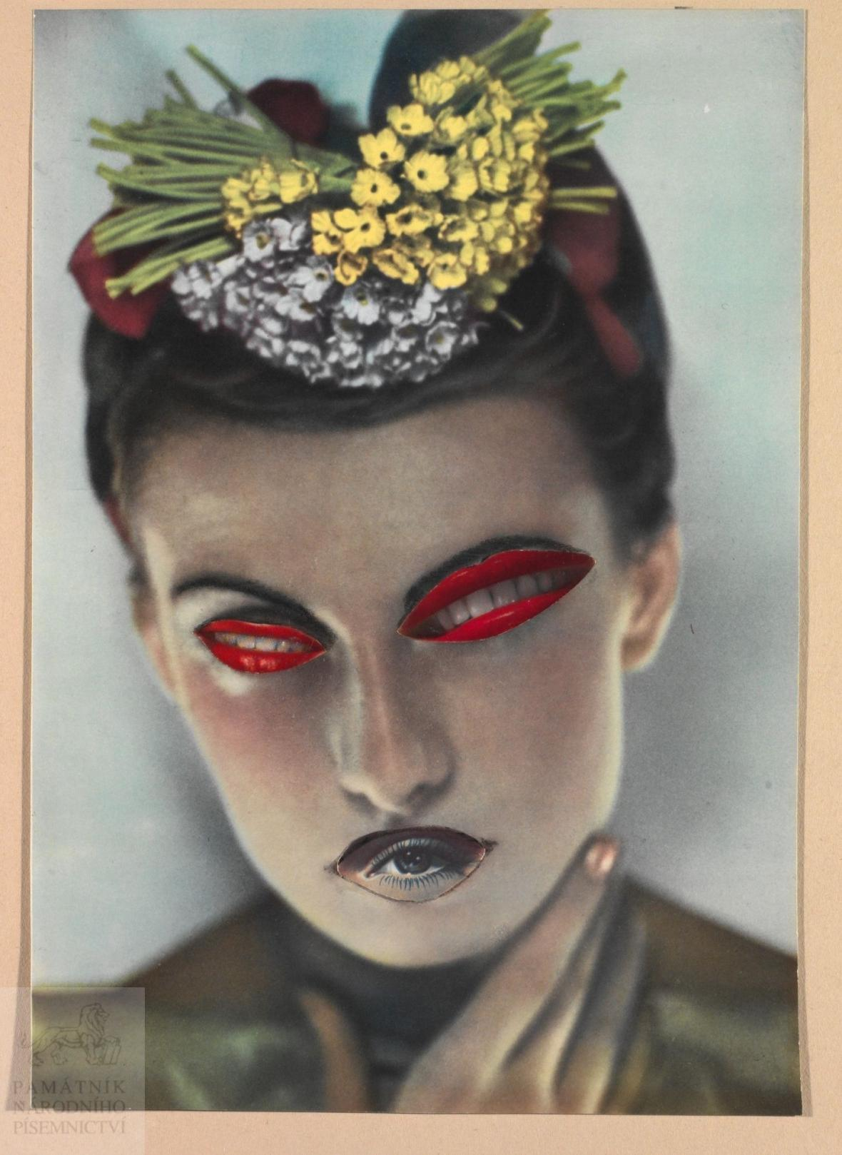 Koláž Karla Teigeho (1944)