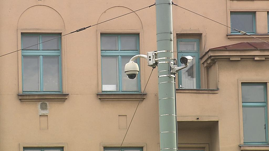 Pouliční kamera