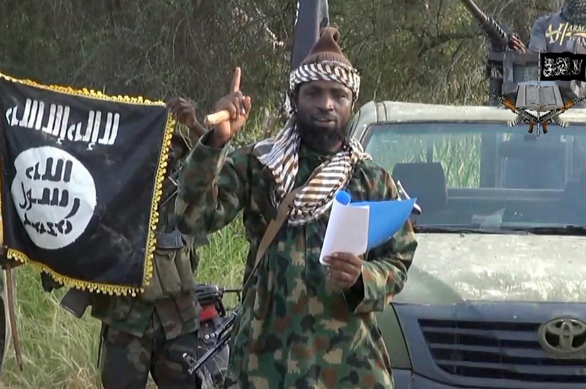 Vůdce Boko Haram