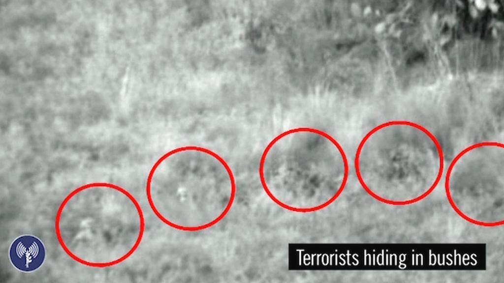 Bojovníci Hamasu se dostali tunelem na území Izraele