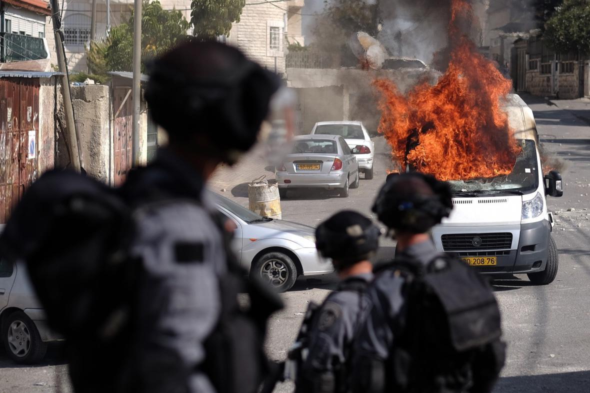 Potyčky v Jeruzalémě