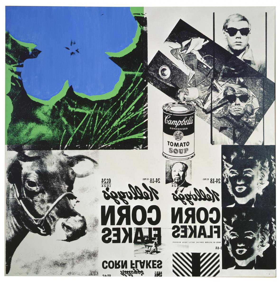 Andy Warhol / Retrospektiva, 1978