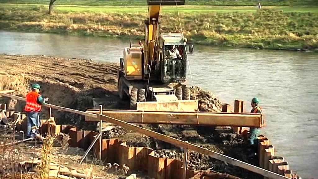 Vodohospodáři staví na Odře přechod pro ryby
