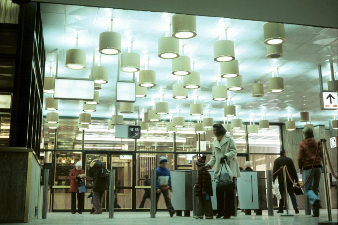 Stanice metra Primátora Vacka (dnes Roztyly)