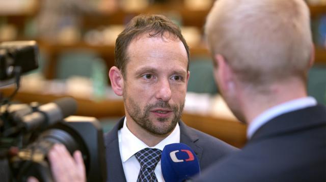 Primátor Ostravy Tomáš Macura