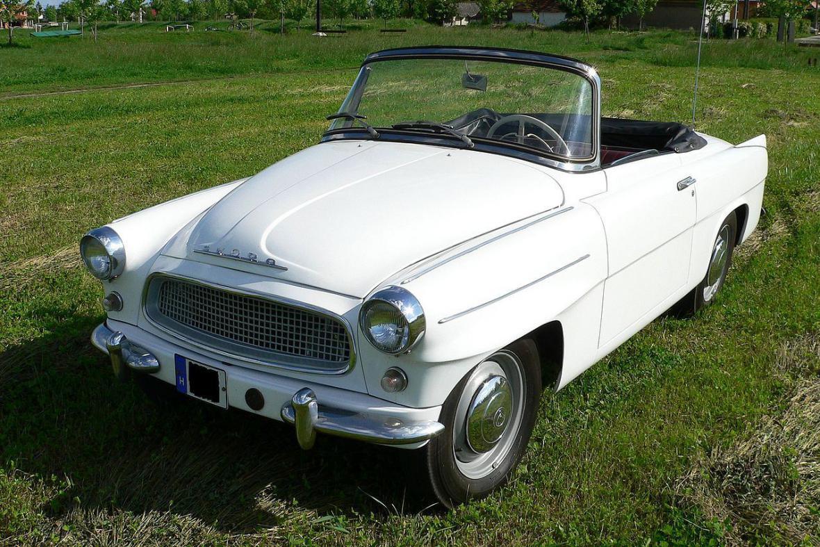 Škoda Felicia z roku 1962