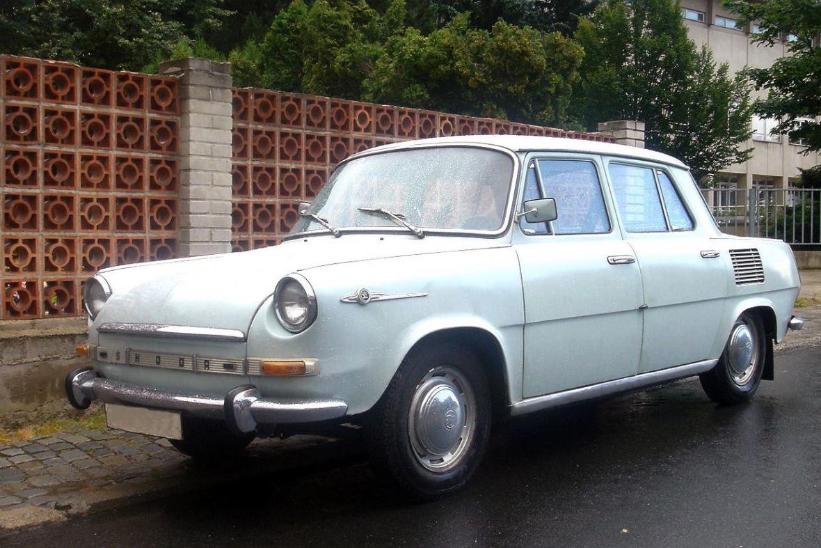 Škoda 1000 MB, 1964–1969