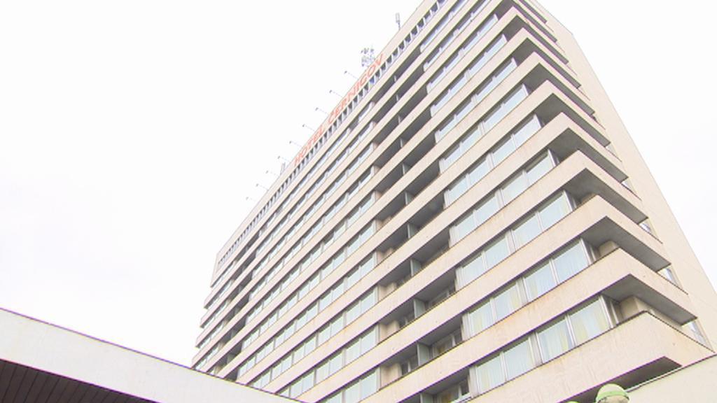 Hotel Černigov v Hradci Králové